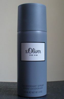 S. Oliver For Him Deo Spray